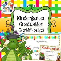 free printable kindergarten graduation certificate template umi