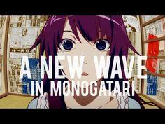 The Monogatari Series - New Wave in Anime - YouTube