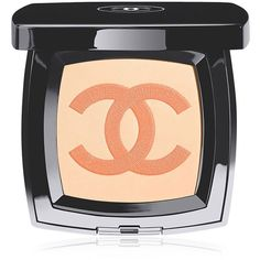 CHANEL INFINIMENT CHANELIlluminating Powder - Limited Edition ($65) ❤ liked on Polyvore featuring beauty products, makeup, face makeup, face powder, beauty, cosmetics, chanel, chanel face powder and chanel face makeup