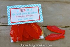 O-FISH-ALLY Fun Summer Gifts