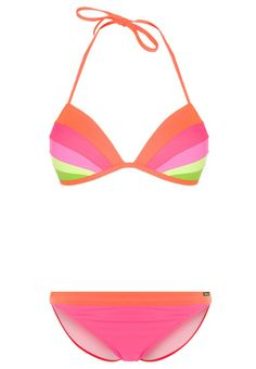 Bikini Bar - TONIC - Bikini - arancione. Fluo, flash, forward!