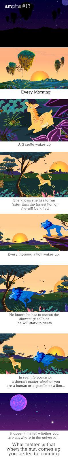 Keep Running...
