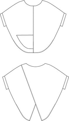 Women's Shirt Pattern, Easy Sewing Pattern, PDF Shirt Blouse Top Pattern, Summer Shirt Sewing, Open Vent Back top PDF print at home pattern Sewing Basics, Sewing For Beginners, Sewing Tips, Sewing Ideas, Easy Sewing Patterns, Clothing Patterns, Loom Patterns, Shirt Patterns For Women, Sewing Blouses