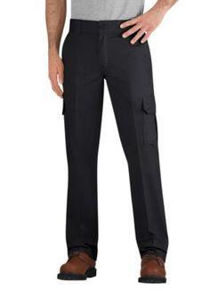 Flex Slim Fit Straight Leg Wrinkle Resistant Cargo Pants by Dickies Slim Fit Cargo Pants, Cargo Pants Men, Slim Man, Cotton Twill Fabric, Mens Fashion, Legs, Fitness, Clothes, Manish