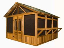 Gazebos, hot tub accessories and more... here at www.californiabackyard.com