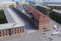Reconstruction of The Central naval Museum