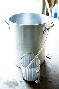 Home-brew recipe for milk stout