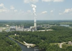 Duke Energy's Marshall Steam Station on the northern end of Lake Norman is the state's largest coal ash storage site. Regulators will have to decide whether to let Duke keep the ash where it is, or order it removed.