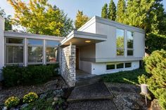 59 Best Mid Century Modern Exteriors Images Midcentury