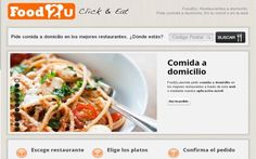 Food2u #Eurekas! La app para pedir comida a domicilio sin necesidad de llamar