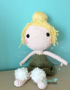 Yarn Treasures is an Amigurumi crochet blog where you can find crochet tutorials, free patterns, and be inspired by unique yarn creations by artist Peng Lim.