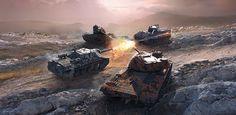 WoTB - Toon jouw teamspirit op het Blitz slagveld!