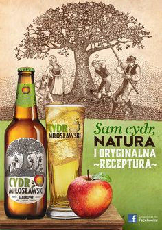Sam cydr, natura i oryginalna receptura. #jedzjablka #jedzjabłka