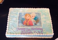 #frozencake #disneyfrozen #frozen www.enchantingcake.com
