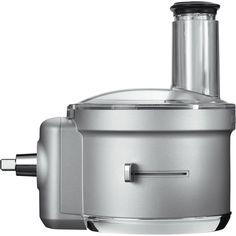 Optionales Zubehör für die KitchenAid-Küchenmaschine.