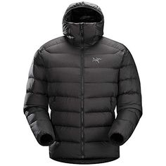 Arcteryx Thorium SV Hoody  Mens Black Large * Read more reviews of the product by visiting the link on the image. This is an Amazon Affiliate links.