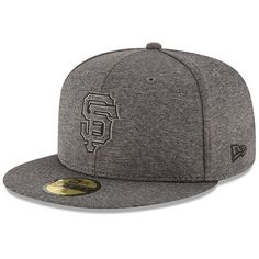 9da895dd884  Valentines  AdoreWe  Fanatics.com -  New Era San Francisco Giants New Era  Clubhouse Collection Low Profile 59FIFTY Fitted Hat - Graphite - AdoreWe.com