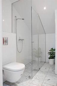 Glass, shower stall