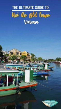 Hoi An is THE most popular city in Central Vietnam because of its beautiful Old Town - visiting soon? Let me be your virtual guide!