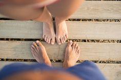 Warum Barfuß laufen gesund ist