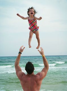 another reason to get fit and strong: so i can toss kids into fits of midair laughter