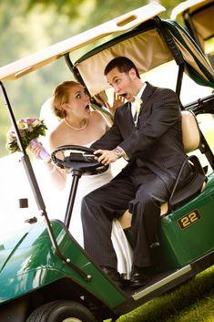 Must have a Golf Course Wedding -- hahahaha @Kelly Teske Goldsworthy Teske Goldsworthy Ann