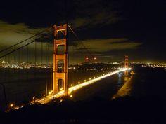 Golden Gate Bridge, courtesy of Cruiser Lifestyle.