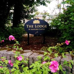 Ashford Castle | Projects | CSS Signs Top Hotels, Best Hotels, Castle Project, Ashford Castle, Cafe Sign, Red Carnation, Different Wines, Entrance Gates, New Chapter