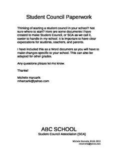 Student Council essay assistance please!?!?