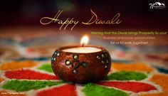 71Property wishes On Diwali and in the coming year... May you & your family be blessed with success, prosperity & happiness! HAPPY DEEPAWALI..!!