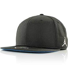 JORDAN 3 RETRO Snapback Cap black/white