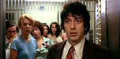 dog day afternoon Dog Day Afternoon, Al Pacino, Stressed Out, Classic Films, Movie Theater, Behind The Scenes, Cinema, Actors, Guys