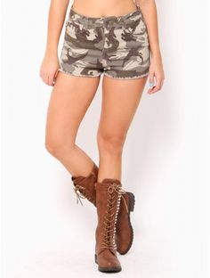 53 Best Camouflage Shorts for Women images | Camouflage