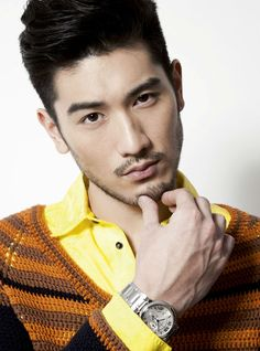 Godfrey Gao Would Make a Great Namor (if he ever gets adapted).