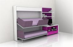 cool bunk bed