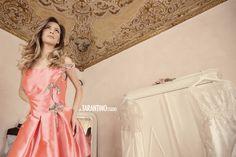 Bespoke Evening Dresses | Susi Sposito | Photography by Alessandro Tarantino
