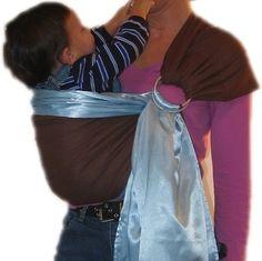 Reversible Baby Ring Sling Pattern