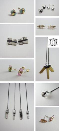 Natural Wonders: Handmade Jewelry from Better Late Than Never
