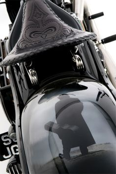 Custom Bikes Images - Johnny Cash