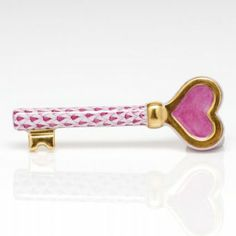 Herend Key To My Heart 3.5