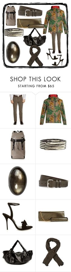 """""""fashion for amazing"""" by denisee-denisee ❤ liked on Polyvore featuring Brooks Brothers, Gucci, Bao Bao by Issey Miyake, Étoile Isabel Marant, Loquet, Sophia Webster, Balenciaga, The Row, Faliero Sarti and vintage"""