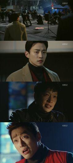 """Chief Kim"" increases three episodes in a row @ HanCinema :: The Korean Movie and Drama Database Jung Hye Sung, Chief Kim, Namgoong Min, Kim Sang, New Friends, The Row, Kdrama, Comedy, Singing"