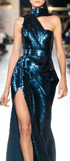 9f21d8f6b9b0d Elie Saab Spring 2019 Couture Fashion Show