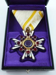 Japan - Order of Sacred Treasure 5th Class