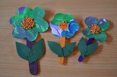 Paper flower ideas