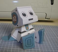 rommy_no02 and Cricut