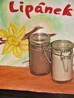 Vanilkový lipánek | Žijeme homemade Sweet Tooth, Jar, Homemade, Food And Drink, Recipes, Decor, Dekoration, Decoration, Home Made