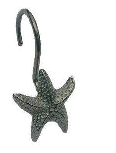 Shower Curtain Hook Starfish