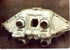 ALIEN HARDWARE - Escape Shuttle Rear http://www.eagletransporter.com/forum/showthread.php?t=6146