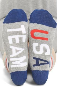 Free shipping and returns on SOCKART 'Team USA' Crew Socks at Nordstrom.com. Go patriotic from head to toe with playful socks featuring fun